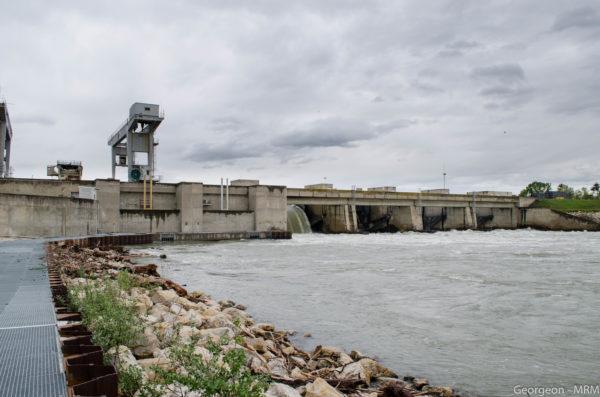 Barrage de Sauveterre